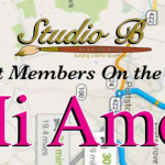 """MiAmour Studio B Artist """"On the Road"""" Exhibition opens Friday, February 6th in Phoenixville"""