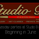 Art Parties start June 8th!