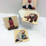 Third Set of Bear Fever Coasters available!