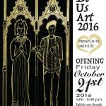 'Til Death Do Us Art Opening Reception Friday, October 21, 5-8pm