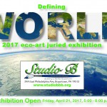 """""""Defining WORLD"""" exhibition open through June 4, 2017"""