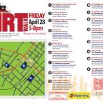 Fourth Friday Art Walk in Boyertown, April 28th 5-8pm!