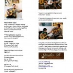 Summer Camp and Class information at Studio B!