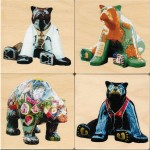 Dancing Tree Creations Artisans Gallery and Studio Announce Arrival of SIXTH Set of Collectable Coasters