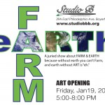 Farm & Earth Exhibition continues through March 11th